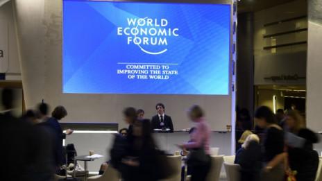 Audio «WEF 2018: Wissenschaft sucht Nähe zur Wirtschaft» abspielen.