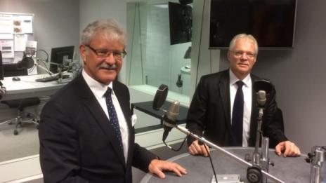 Audio «Selbstbestimmungsinitiative: Landesrecht vor Völkerrecht?» abspielen.