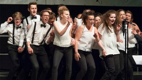 Audio «Impressionen vom 6. Kinder- und Jugendchorfestival» abspielen.