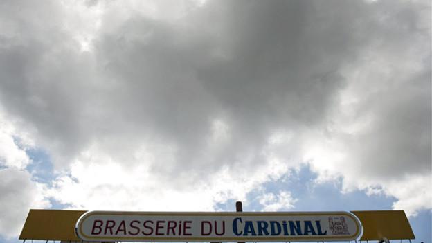 Steht vor der Schliessung: die traditionsreiche Cardinal-Brauerei in Freiburg.
