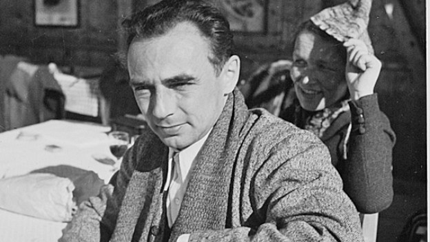 Erich Kästner um 1938