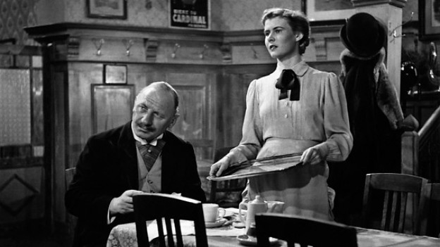 Goldige Zeiten des Schweizer Films: Anne-Marie Blanc und Heinrich Gretler 1941 in «Gilberte de Courgenay» von Franz Schnyder.