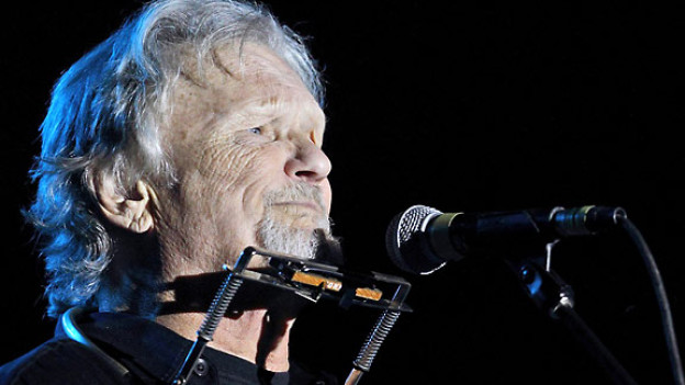 Kris Kristofferson am Country Music Festival in Californien, April 2011.