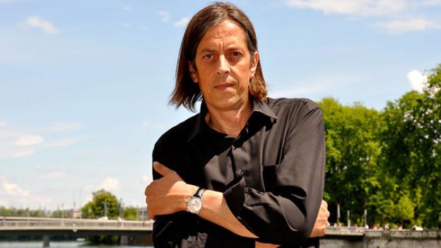 Pedro Lenz, geboren 1965 in Langenthal: «Ich bin ein bekennender Provinz-Literat. Ein Freund von überschaubaren Räumen.»