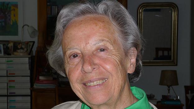 Margrith Bigler-Eggenberger: Erste Richterin am Bundesgericht in Lausanne.