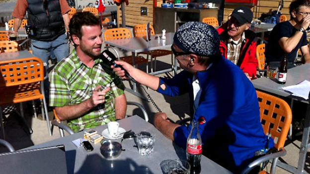 Nik Hartmann im Gespräch mit Joschi Kühne.