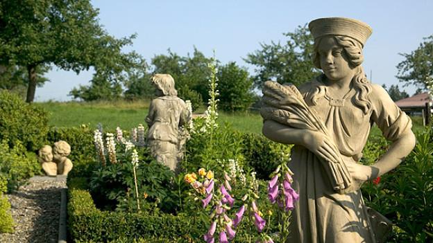 Der offene Garten von Beatrice Meile.