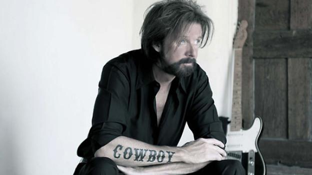 Ronnie Dunn - ein Cowboy engagiert sich für die Arbeitslosen.