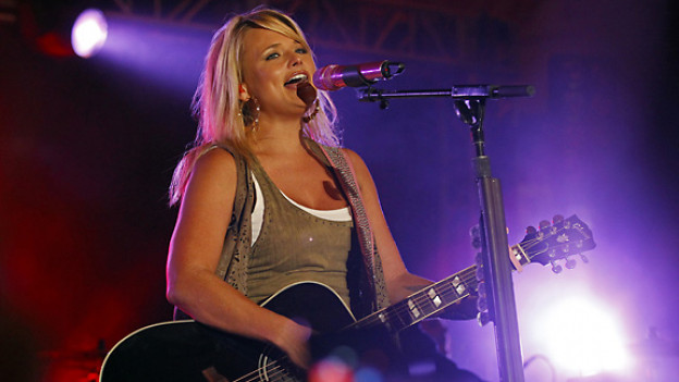 Miranda Lambert in St. Petersburg, September 2011.