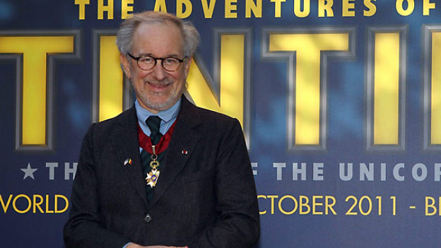 Regisseur Steven Spielberg, Oktober 2011.
