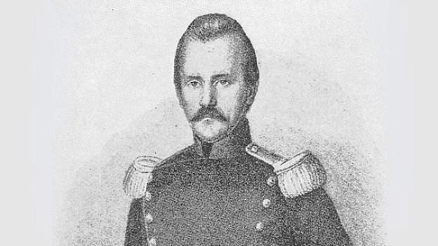 Ulrich Ochsenbein (1811-1890).