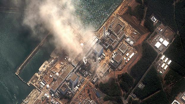 13. März 2011: Die Katastrophe der Atomanalge in Fukushima.