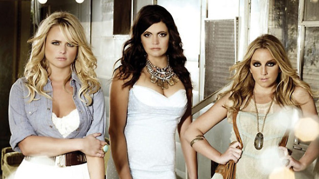 Pistol Annies: v.l.n.r. Miranda Lambert, Angaleena Presley, Ashley Monroe