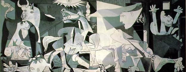 «Guernica» von Pablo Picasso.