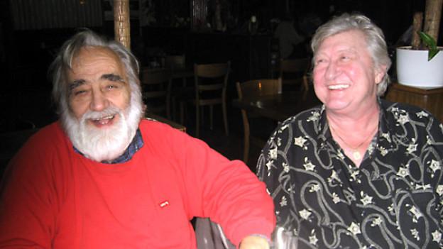Robert Raissle (links) und Markus Müller.