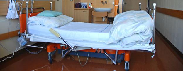 Wurde der Patient in die REHA verlegt?
