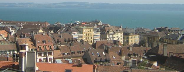 Neuenburg / Neuchâtel