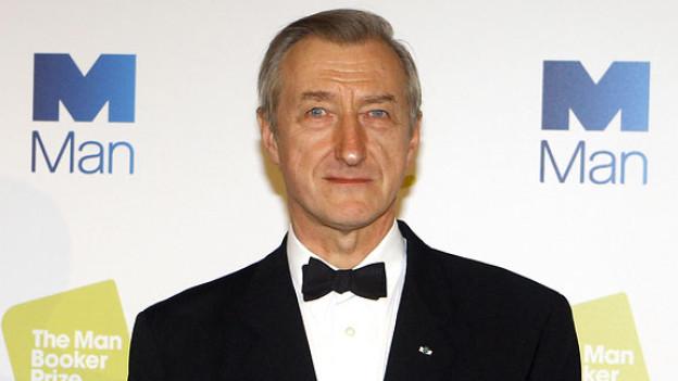 Julian Barnes ist für «Am Ende einer Geschichte» 2011 mit dem Booker-Prize ausgezeichnet worden.