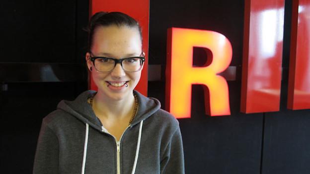 Stefanie Heinzmann, Februar 2012.
