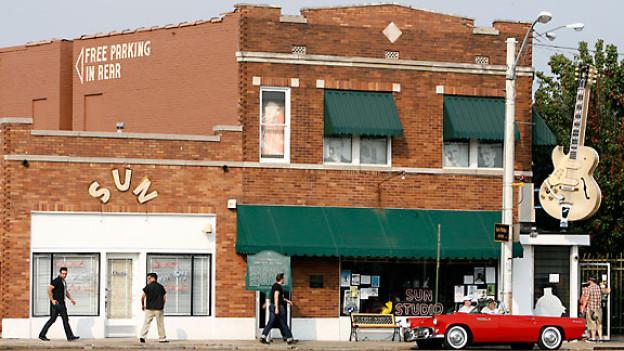 Das Sun Studio in Memphis.
