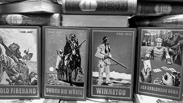 Eine der bekanntesten Geschichten von Karl May ist «Winnetou».