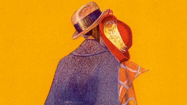 Und auf einmal hängen zwei Mäntel am Kleiderständer: «Mrs. Alis unpassende Leidenschaft».