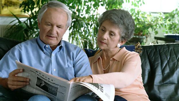 Viele suchen nach der Pensionierung eine neue Wohnung.