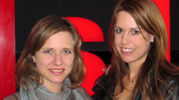 Christa und Karin Markwalder