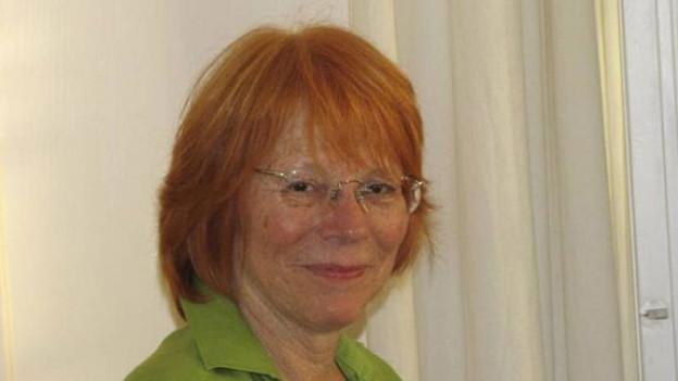 Elisabeth Naville.