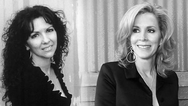 Die Sisters Morales: Lisa (links) und Roberta