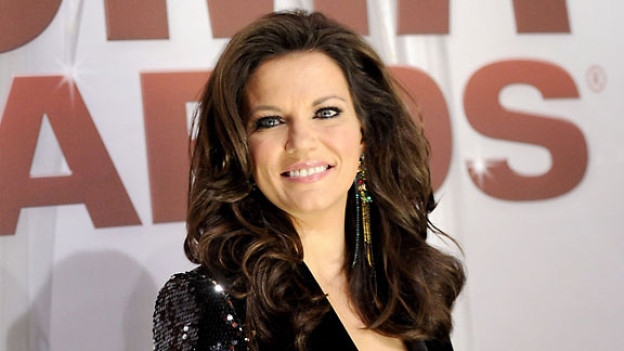 Martina McBride an den Academy of Country Music Awards in Nashville, November 2011.
