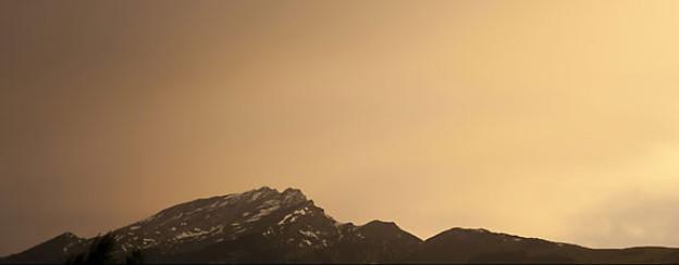 Die Winde bringen bis Samstag ausserordentlich viel Wüstensand direkt aus Marokko und Algerien in die Schweiz.
