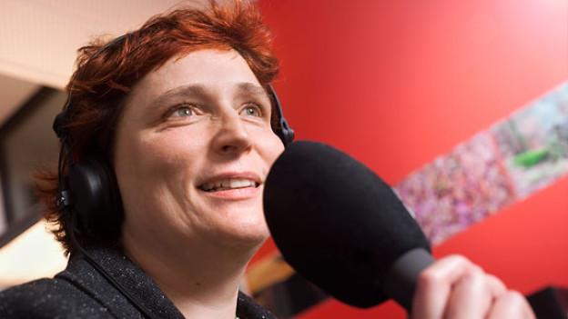 Hat einen guten Riecher: Radioredaktorin Yvonn Scherrer.