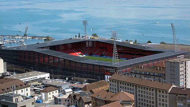Stade de la Maladière.