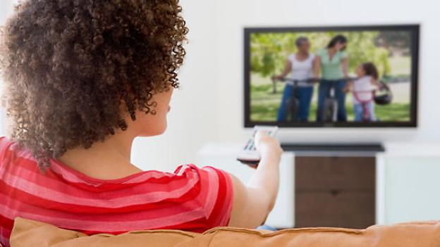Das Angebot an Serien im Fernsehen ist sehr gross.