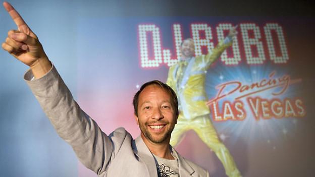 DJ Bobo in Hamburg vor seinem Tourneestart, 2011.