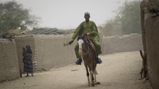 Es droht die Hungersnot in der Sahelzone.