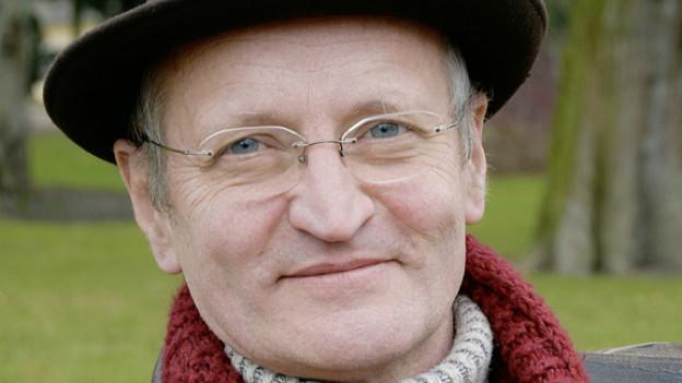 Pierre Kretz gehört zu den wenigen, die noch Elsässisch sprechen.