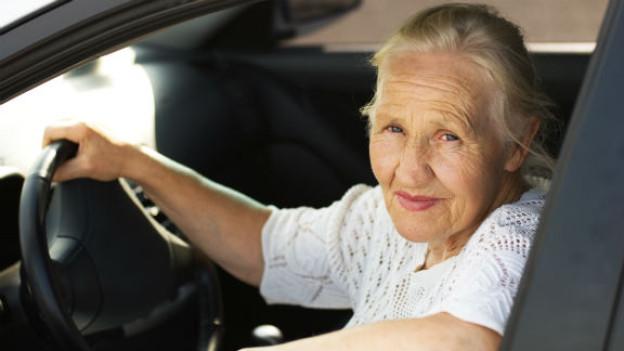 Was brauchen ältere Menschen, um möglichst mobil bleiben zu können?