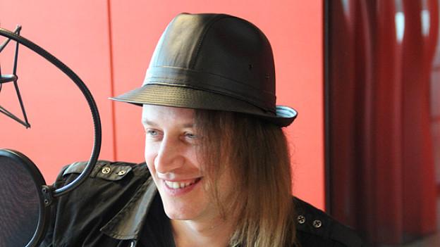 Der «Neue»: Gotthard-Sänger Nic Maeder.