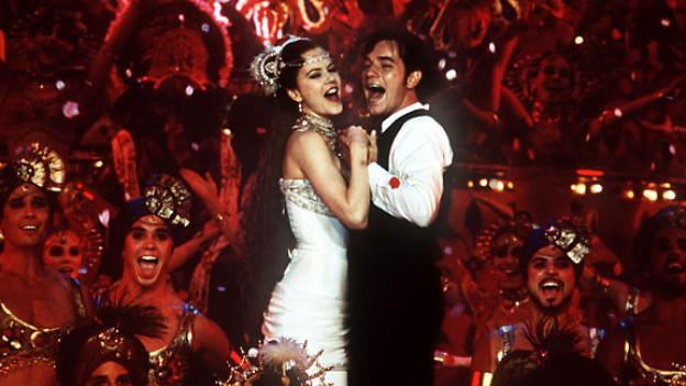 Nicole Kidman und Ewan McGregor im Film «Moulin Rouge».