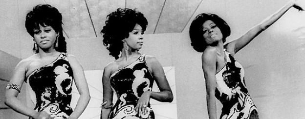 Diana Ross (rechts) mit ihren «Supremes»-Sängerinnen Cindy Birdsong und Mary Wilson im Jahr 1970.