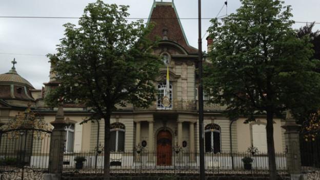 Vatikanische Botschaft Bern