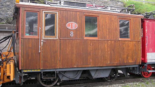 Seit 100 Jahren im Dienste der Jungfraubahn.