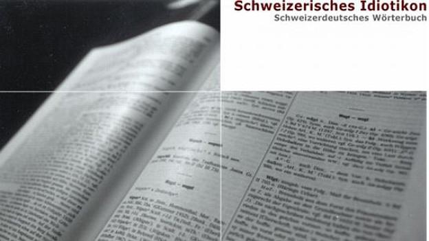 Schweizerisches Idiotikon.