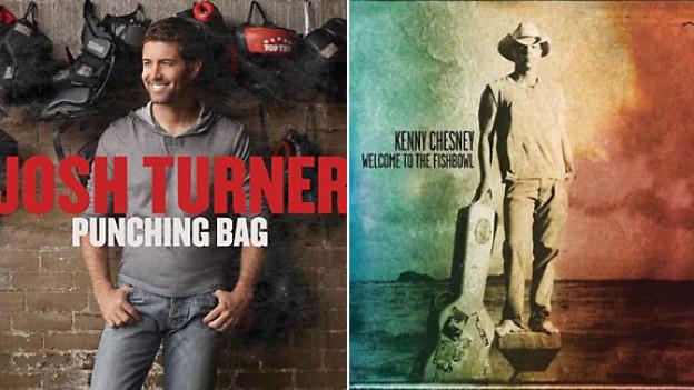 CD Cover von Josh Turner und Kenny Chesney.