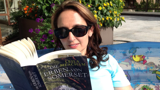 «Die Erben von Somerset»: Von diesem Roman konnte sich DRS1-Literaturredaktorin Britta Spichiger nicht mehr losreissen.