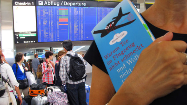 Susanne Sturzenegger: «Das ist ein Buch für die nächste Flugreise»
