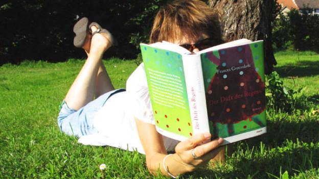 Susanne Sturzenegger: «Dieses Buch nimmt mich mit in die Wälder Kanadas»