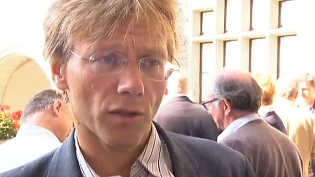 Thomas Maissen, Geschichtsprofessor.